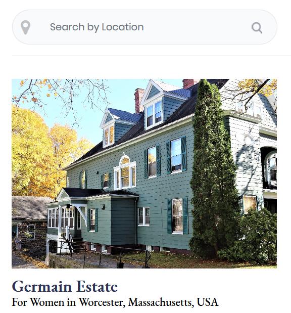 Vanderburgh House Website